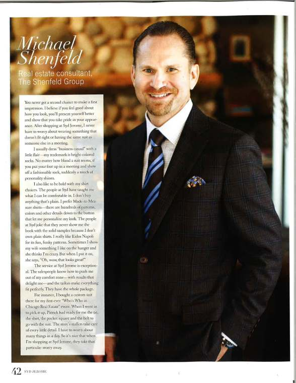 Syd Jerome Magazine