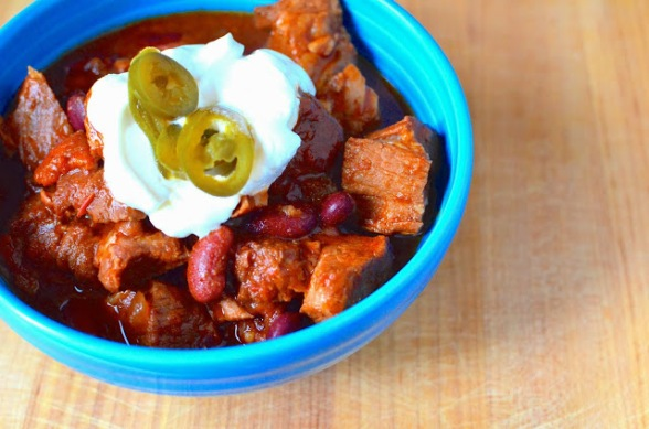 tailgating-and-super-bowl-food-ideas-pork-chili